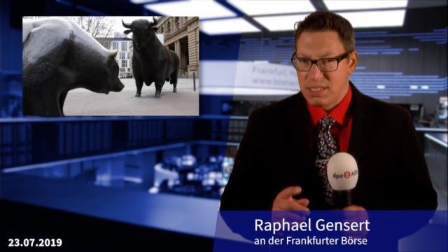 Hoffnung auf Zinssenkungen treiben Märkte an