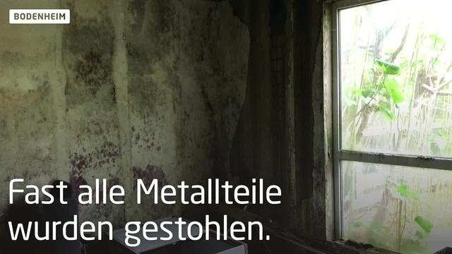 Was wird aus dem verlassenen Bürogebäude in Bodenheim?