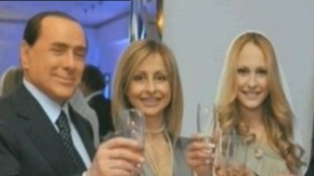 Wir, die Mädchen von Silvio