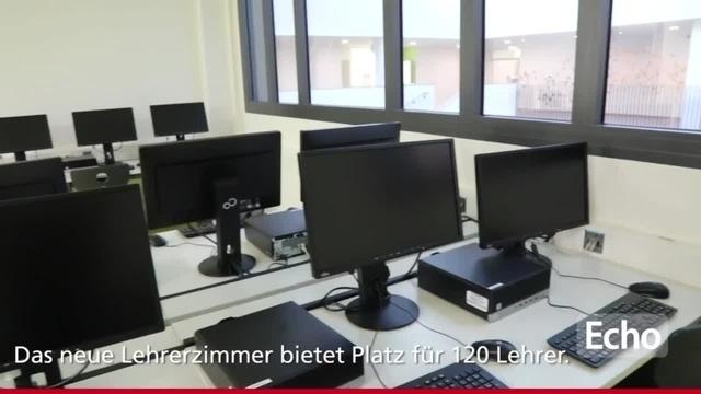 Grundsanierung der Albrecht-Dürer-Schule in Weiterstadt