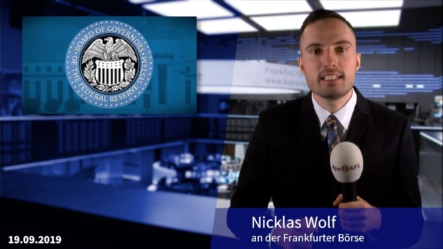 Dax kaum verändert - Fed-Entscheidung kein Kurstreiber