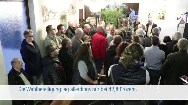 Andreas Thomas bleibt Bürgermeister in Dietzhölztal