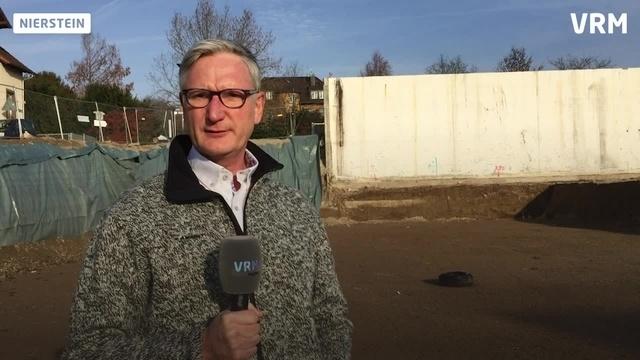 Nierstein: Baubeginn für Wohnresidenz Spiegelberg