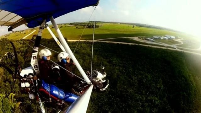 Die Dreirad-Piloten