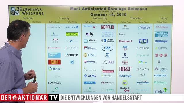 Gold, Goldman Sachs, Apple, Microsoft, Netflix, HelloFresh, Klöckner, SAP, Dt. Börse - Marktüberblick
