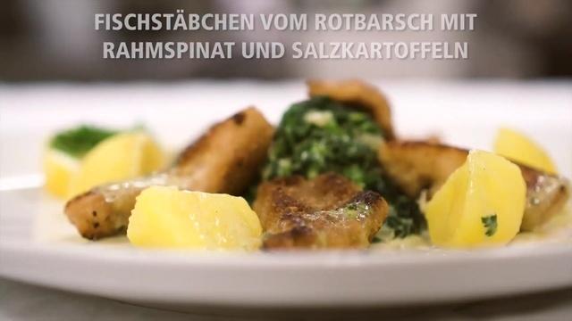 Frisch vom Markt mit Ralph Schüller: Fischstäbchen vom Rotbarsch