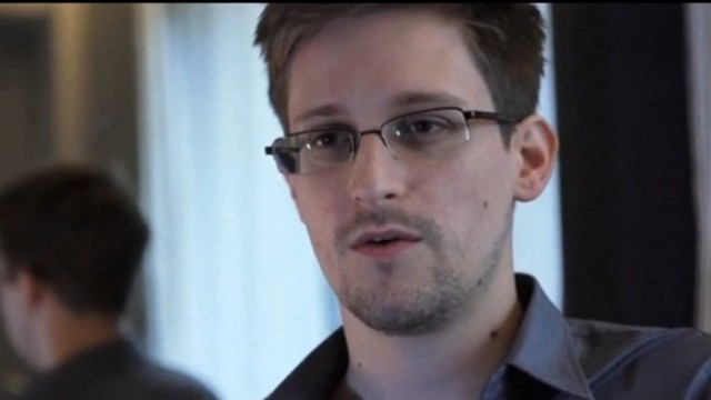 Edward Snowden Interview