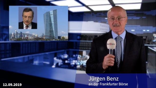 """Draghis """"Feuerwerk"""" beflügelt Kurse nur vorübergehend"""