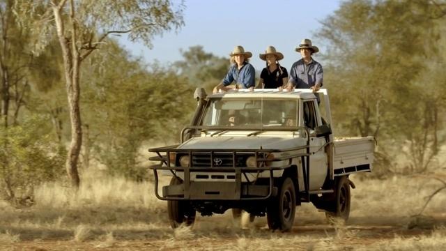Von Sydney ins Outback