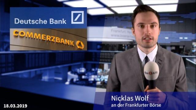 Deutsche Bank und Commerzbank erwägen Fusion - Dax kaum verändert erwartet