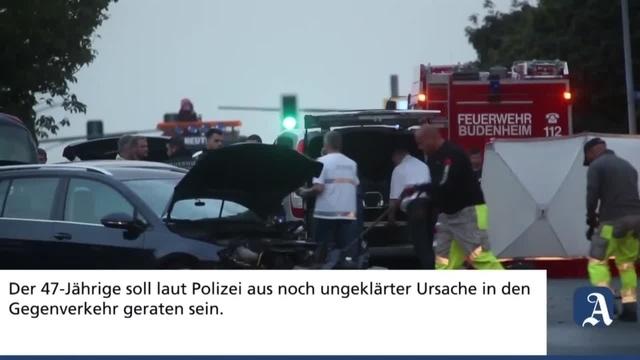 Tödlicher Unfall in Budenheim