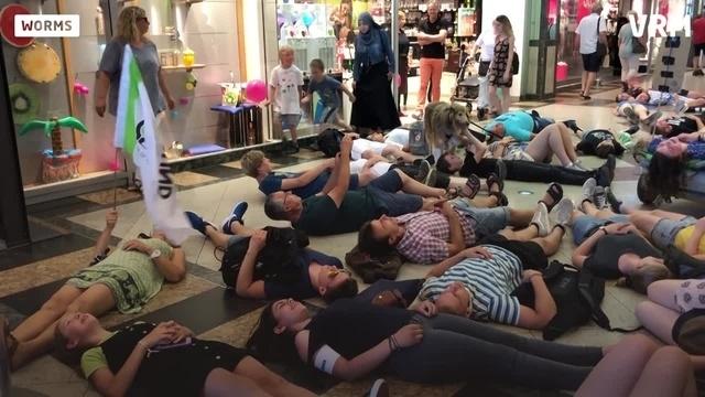 Fridays for Future: Liege-Streik für Klimaschutz