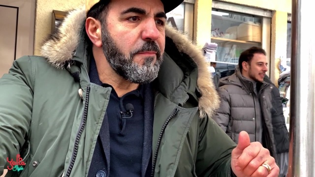 Yalla-Style: Kebab Connection