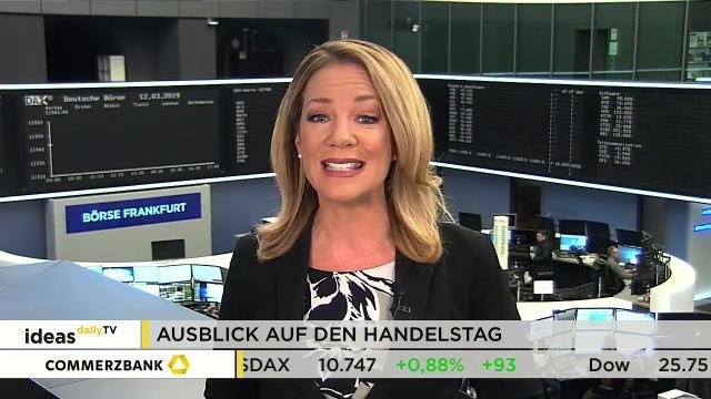DAX: Grüne Vorzeichen dank freundlicher Stimmung an der Wall Street