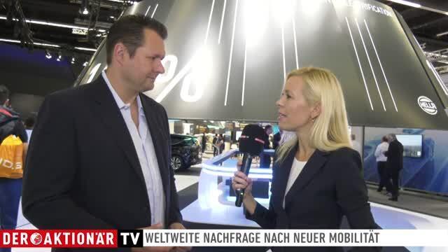 IAA Spezial: Hyperloop - mit 1200 Sachen durch die Röhre - wie weit ist das neue Mobilitätskonzept?