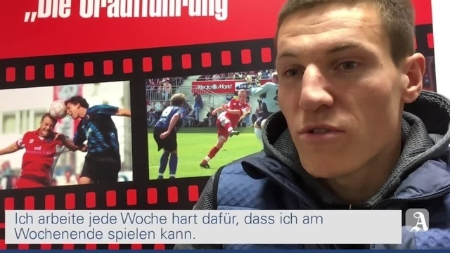 Mainz 05: Interview mit Gaetan Bussmann