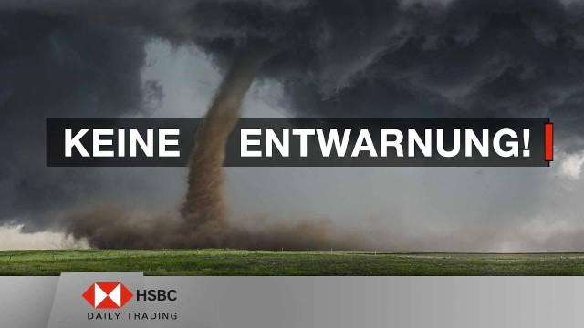 Keine Entwarnung! HSBC Daily Trading TV vom 21.05.19