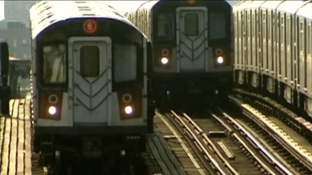 Auf den Gleisen von Manhattan