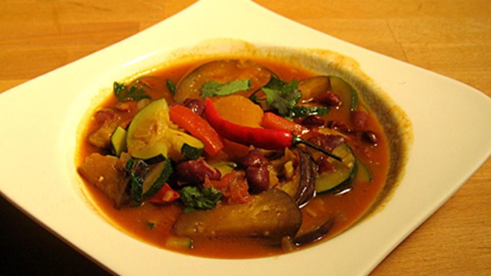 Gemüse Chili