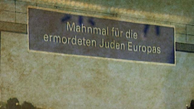 Streit um das geplante Holocaust-Denkmal