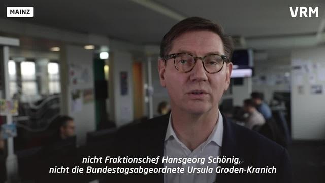 Roeinghs Ratschlag: Eine denkwürdige Kandidatur