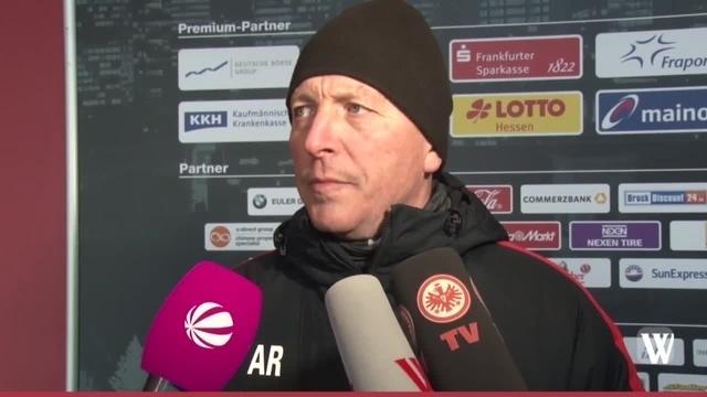 Eintracht Frankfurt: Gut trainiert ist halb gewonnen