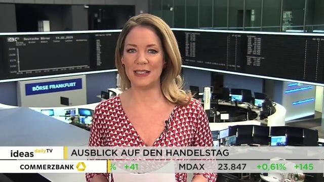 DAX: Etwas freundlicher erwartet dank positiver Signale im Handelsstreit