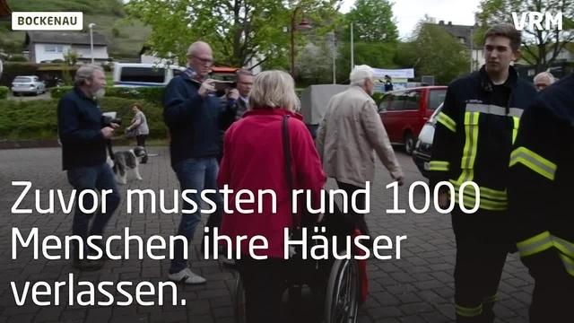 Fliegerbombe in Bockenau entschärft