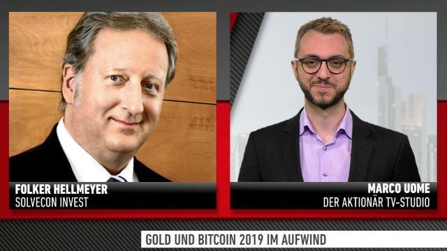 """Folker Hellmeyer: """"Gold ist der sichere Hafen"""""""