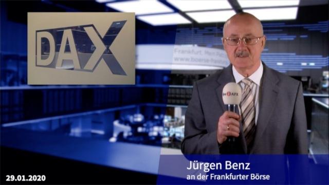 Dax profitiert nur vorübergehend von Apple-Zahlen