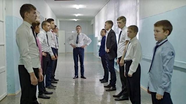 Umerziehungsheim im Ural