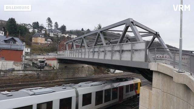 Freie Fahrt auf der Dillenburger Hohlbrücke