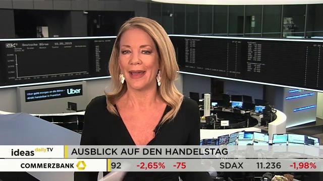 Hoffnung auf Handelsdeal treibt DAX über 12.000