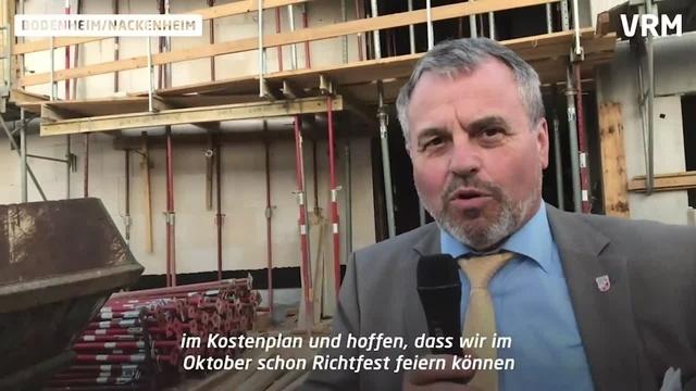 Neues Gerätehaus für Feuerwehr Bodenheim-Nackenheim