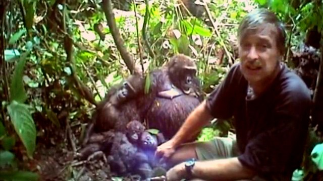 Der Artenschützer Karl Ammann