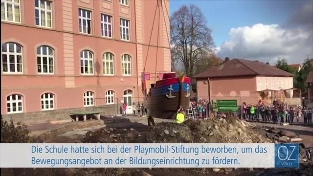 Playmobil-Schiff Stadtschule Alsfeld