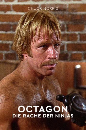 Octagon - Die Rache der Ninjas