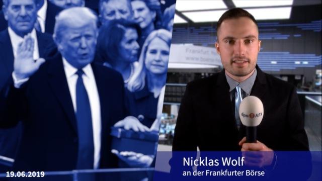 Neues Motto, alte Parolen: Trump startet Projekt Wiederwahl 2020
