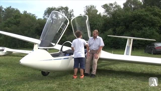 Monsterschlau: Wie funktioniert das Segelfliegen?