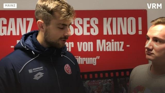 Alexander Hack im Interview vor Spiel gegen FC Bayern