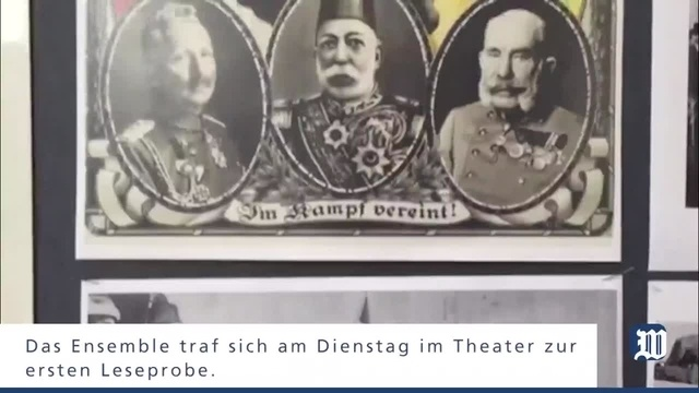 Nibelungen-Festspiele in Worms: Erste Probe