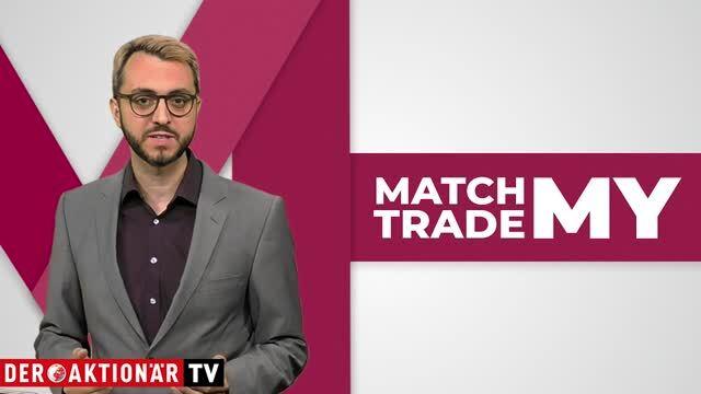 Match My Trade - Es wurden wieder Gewinne erzielt // Match My Trade - Produkt der letzten Woche letzt 75 Prozent zu