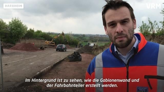 Harxheim: Ortsdurchfahrt für Pendler gesperrt