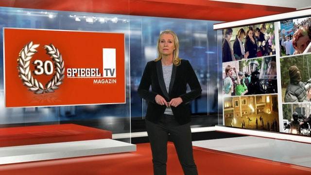 30 Jahre SPIEGEL TV - Nah dran, investigativ, authentisch