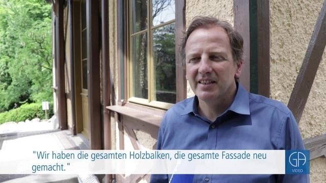 Schweizer Haus im Gailschen Park wird Standesamt