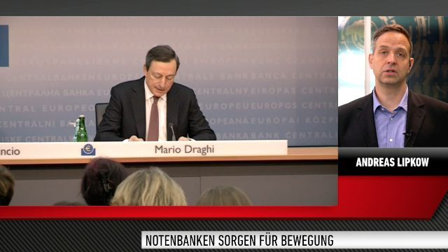 Marktstratege Lipkow: Man muss den kommenden EZB-Zinsschritt mit Bedenken sehen