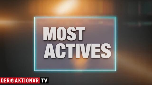 Most Actives: Wirecard, Gerry Weber, Lufthansa