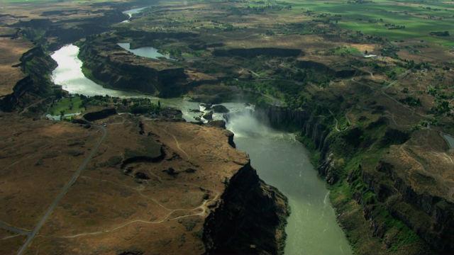 Arizona aus der Luft