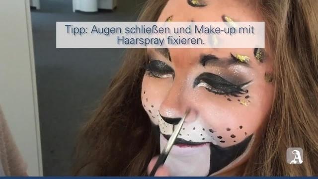 Fastnacht: Make-Up für Spätentschlossene