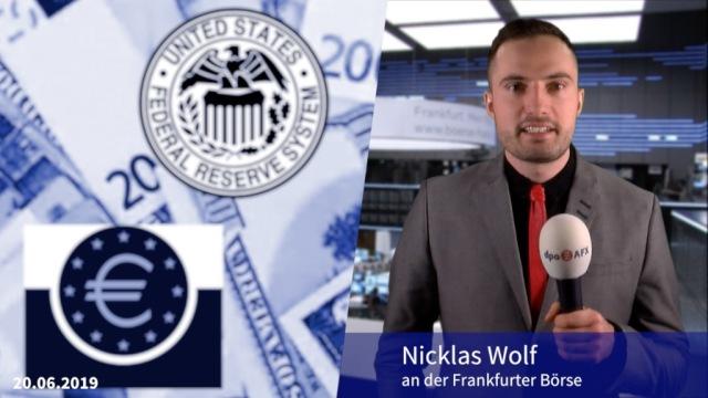 EZB und Fed geben Hinweise auf Lockerung der Geldpolitik